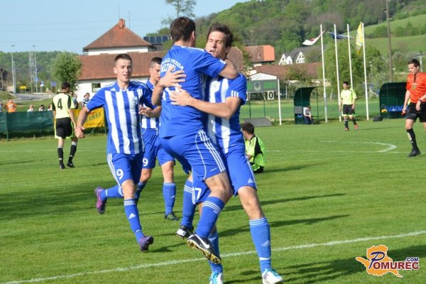 FOTO in VIDEO: Prekmurski derbi na Kuzmi dobili Odranci